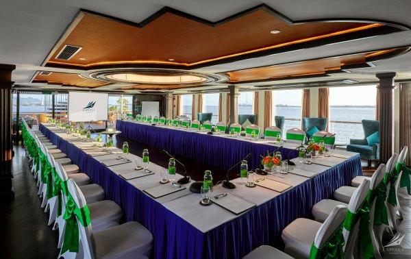 MICE & Events for Capella cruise
